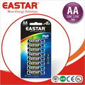 8pcs/card or 4pcs/card 1.5v alkaline battery aa/lr6/am3