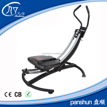 AB glider exercise machine for whole body