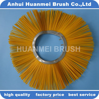 Hot snow brush wafer for sweeper machine with factory price