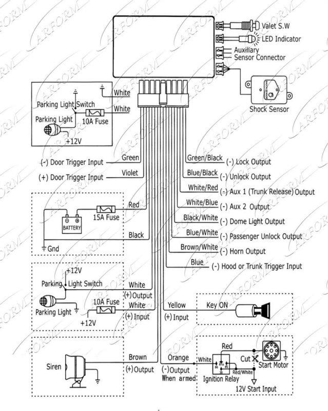 battlesnake 2 stage shock sensor hopping code one way car alarm rh carform en alibaba com Prestige Car Alarm Wiring Diagram Car Alarm Wiring Diagram Definitions