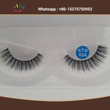 CHEAP!!!low price high quality 3d silk/synthetic eye lashes eyelash extensions