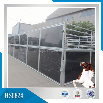 Steel Structure Building Horse Stable