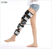 Medical device fracture knee brace / knee rehabilitation equipment hinged knee support / Osteoarthritis POST-OP knee brace