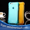 Thicken Clear TPU case for iphone 6 shockproof shackproof mobile phone cover
