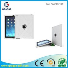 Fashion silicone ipad case & silicone tablet PC case