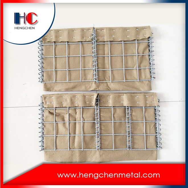Military Security Hesco Barrier Wall Price