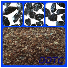 Specific Gravity 3.95 Sharp Brown Abrasive Grains Bauxite Material Alumina for Granite Grinding Tools