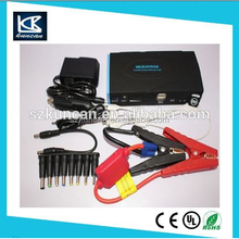 13800mah 12V/24V 200A current jump starter power bank in automobile & motorcycle