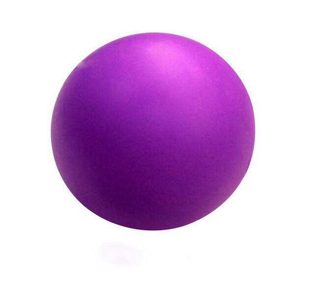 gym cheap rubber bouncing massage ball