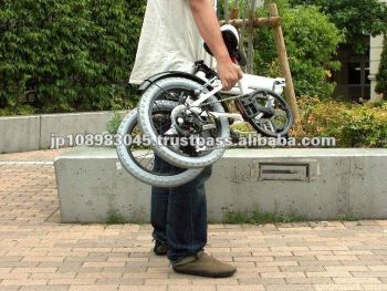 Folding Bicycle Wholesale folding bicycle small bike from Japan