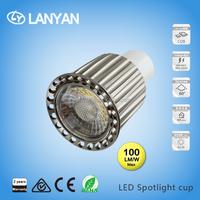 good price dhl international shipping rates !!!3w led spot light gu10 5-8cm 5000k mr16 e27 with free sample