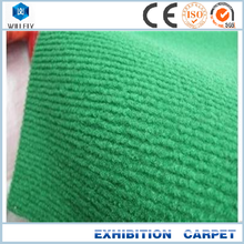 nonwoven needle punched exhibition carpet for sale