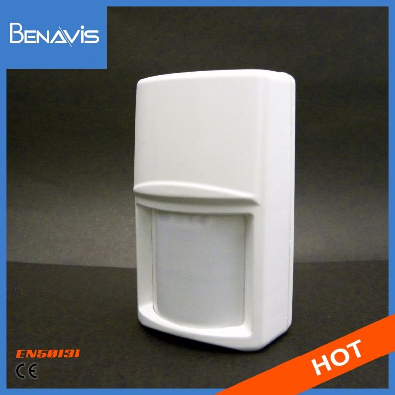 Factory Supply CE Certification Support ODM OEM Microwave Distance Passive Infrared Plastic Detector Sensor