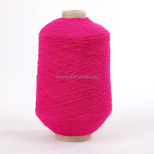 sock glove rubber covered yarn