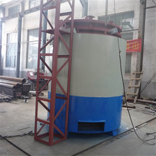 Wood Charcoal Making Furnace