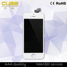 Cell Phone Lcd For Iphone 5g Lcd Digitizer Touch Screen Display Black Color China