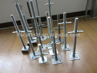 Leveling Screw Jacks/ Adjustable Scaffold Base Jack