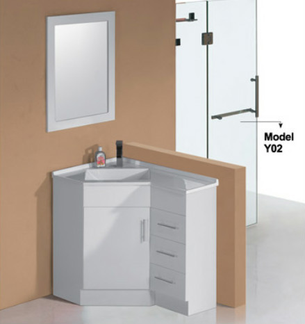 home furniture vanity corner cabinet toilet mirror cabinet