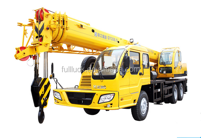 china hydraulic 20 TON truck crane with good quality