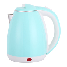 2.0L Blue plastic water kettle electric factory supplier