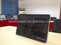 21.5''cheap touchscreen all in one pc office furnitur