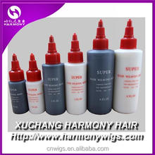 HARMONY hair weaving bond glue, keratin hair bonding glue,hair weft glue