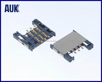 OEM ODM Smart Card / SIM Card Connector > SCT SCU Series
