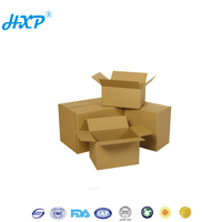 Paper box 3-Layer B-Flute Flexo Glazing Fruit Corrugated packaging box
