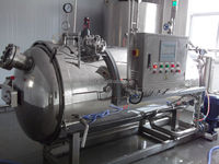 automatic food process retort machine