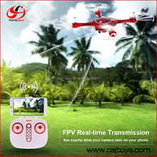 Original SYMA X5UW 2.4G 4CH 6Axis Wifi FPV Real time transimission RC Quadcopter with 720P Camera