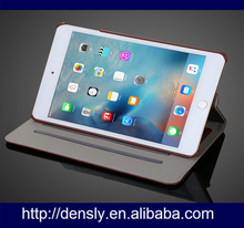For iPad mini 4 360 Rotating Leather Case ,mobile phone case for ipad mini 4