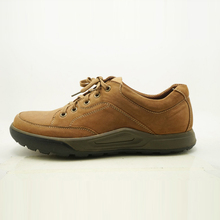 laced up thick sole hard toe cheap men genuine leather safety shoes made in china