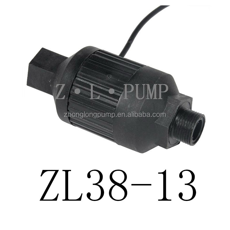 ZL38-12 mini brushless submersible water centrifugal pumps