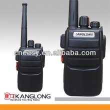 PC Programing software encryption 8W UHF mini two way radio KL-530