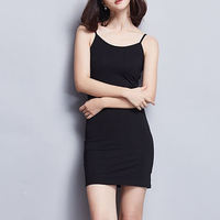 Latest Design Sexy Black Dresses For Women Elegant Girls Without Dress Sex Pitcure
