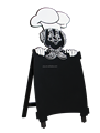 Chef blackboard