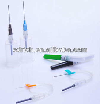 medical supply,blood collection needle,