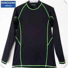 Lycra diving skin suits surfing diving wetsuit top