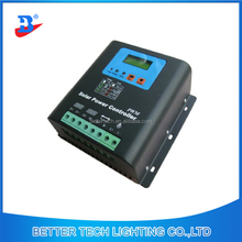 Hybrid High efficency solar charge controller With LCD and Energy -saving function