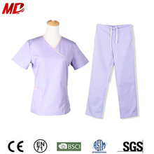 Cotton Medical Scrubs China medical scrubs sets medical scrub suit design