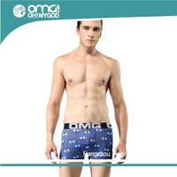 Comfortable hot sexy mature men underwear boxer