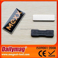Top Sell Best Metal Magnetic Name Badge Having Price Advantage