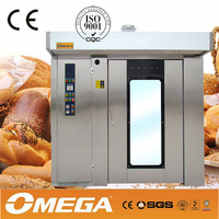 Alibaba Hot !! OMEGA automatic pita bread production line / Rotary oven R6080/4632 CE&ISO skype: Lisa.omega1