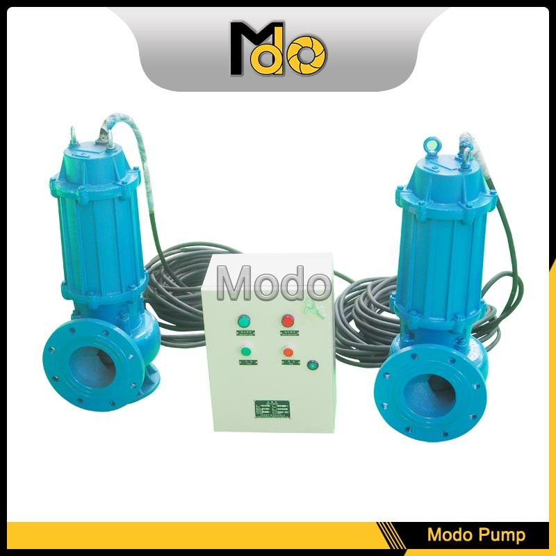4 inch electric river water pump control box