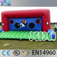 Inflatable Interactive Football Target, 2 Players Inflatable Football Game