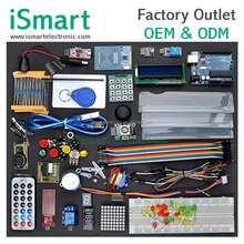 Starter kit uno r3 microcontroller oem factory Diy Electronics with Development Board UNO R3 wholesale kit