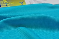 94% nylon 6%spandex functional cooling warp fabric