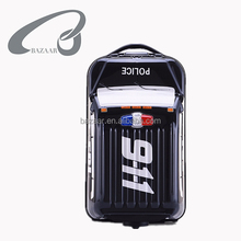 18 inch car shape kids trolley school suitcases luggage bag
