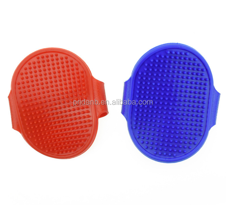 pet bath massage brush