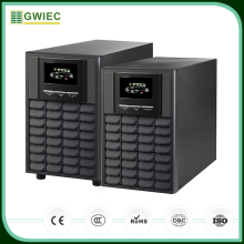 GWIEC China Products 3KVA 2400 W Long Time Backup Smart Ups Uninterruptible Power